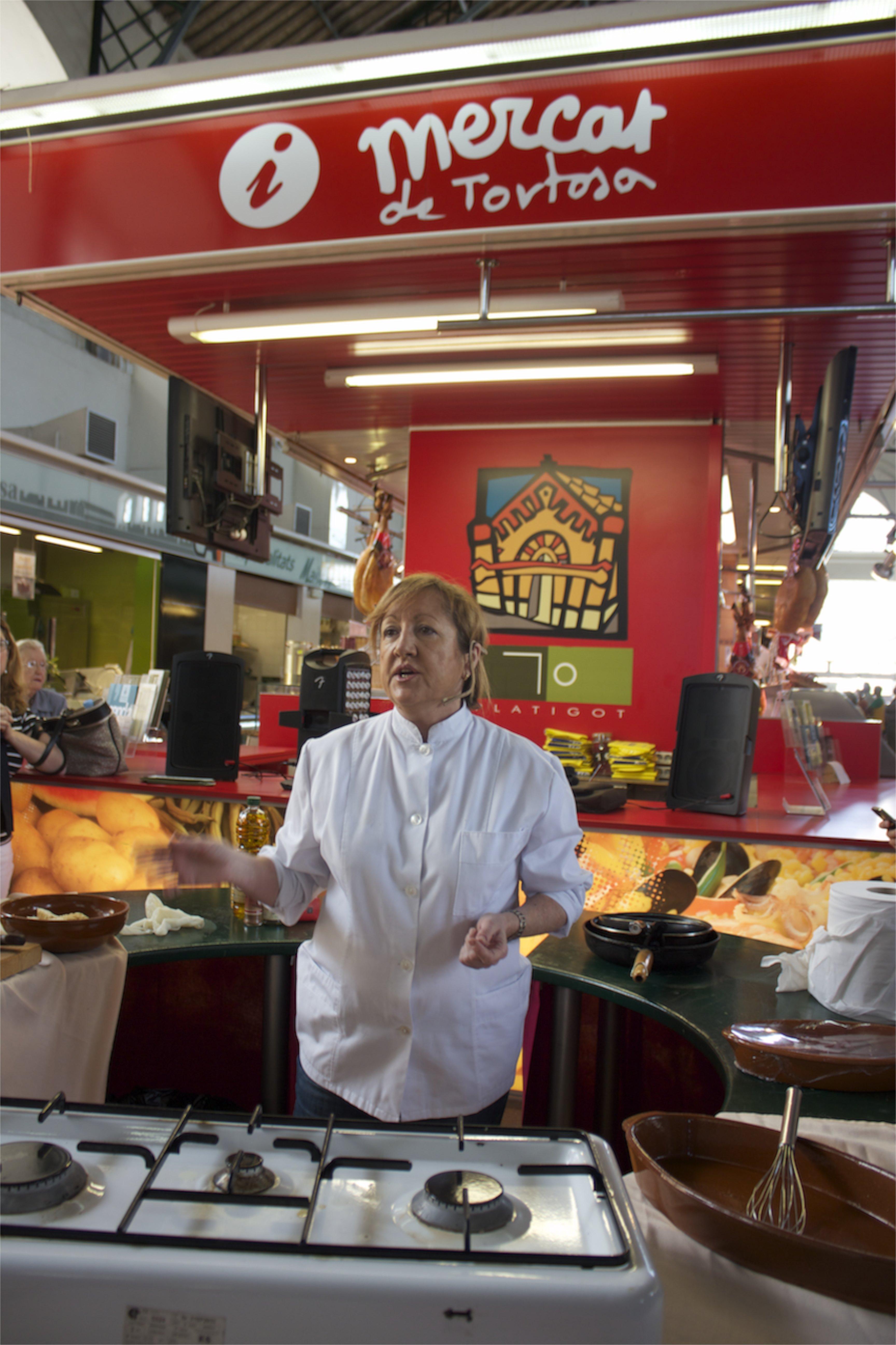 Margaret Nofre introduint-nos a la cuina medieval catalana